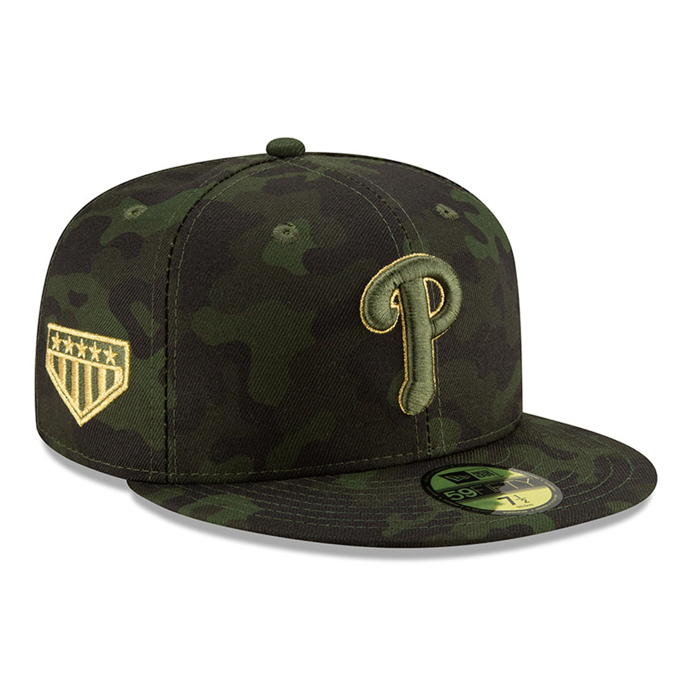 Philadelphia Phillies Armed Forces Day On Field 59FIFTY