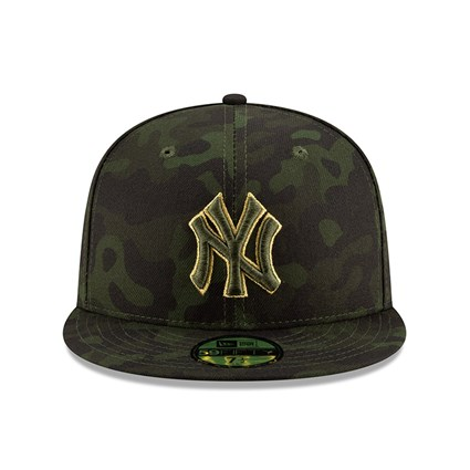 New York Yankees Armed Forces Day On Field 59FIFTY