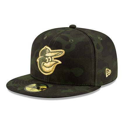 Baltimore Orioles Armed Forces Day On Field 59FIFTY