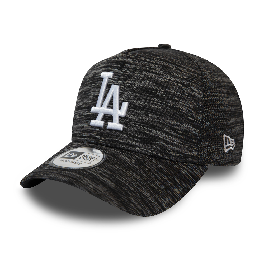 online store 79ec9 9e069 Los Angeles Dodgers Engineered Fit Black A Frame Trucker