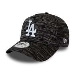 Los Angeles Dodgers Engineered Fit Black A Frame Trucker