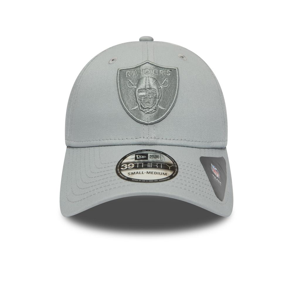 39THIRTY – Oakland Raiders – Official Team Tonal – Grau