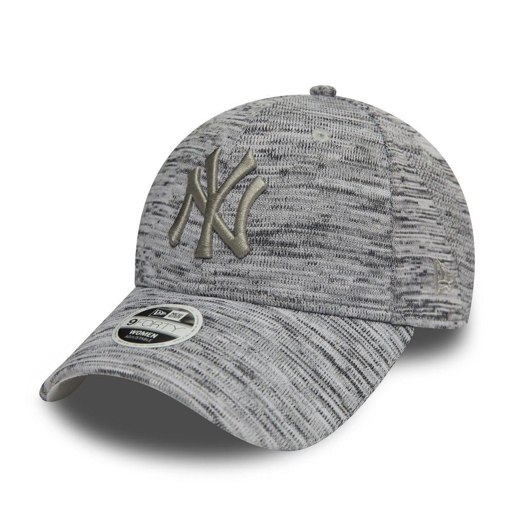 9FORTY – New York Yankees – Engineered Fit – Damen – Grau