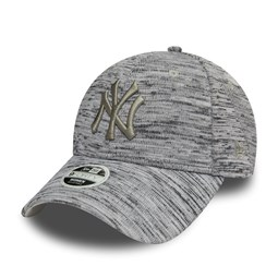 d0904db1855b2 New York Yankees Engineered Fit Womens Grey 9FORTY