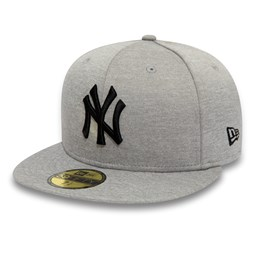 feb8cc875c53c New York Yankees Shadow Tech Grey 59FIFTY
