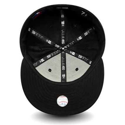 Detroit Tigers Shadow Tech Black 59FIFTY