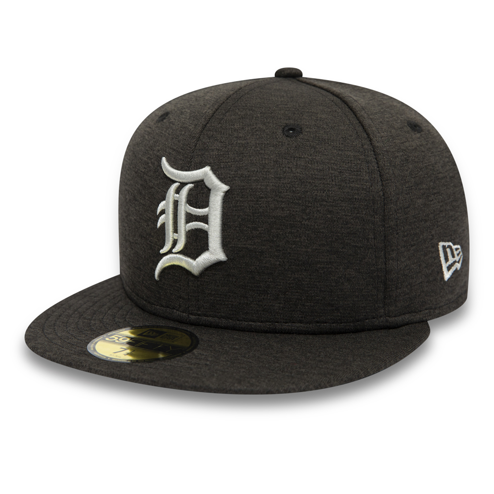 Detroit Tigers Shadow Tech 59FIFTY noir