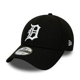 c5d833cbed728 New. Detroit Tigers Polyester Perforated Black 9FORTY