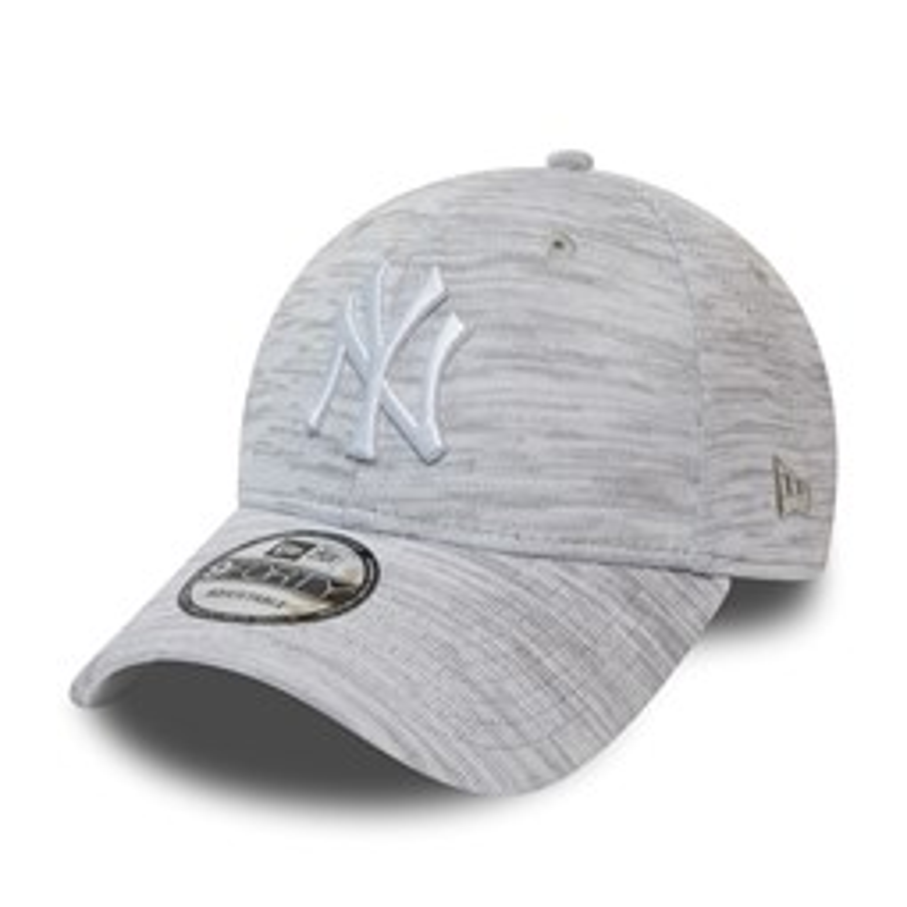 New York Yankees Engineered 9FORTY gris blanc