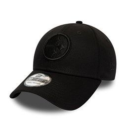 Pittsburgh Steelers Official Team Tonal Black 39THIRTY