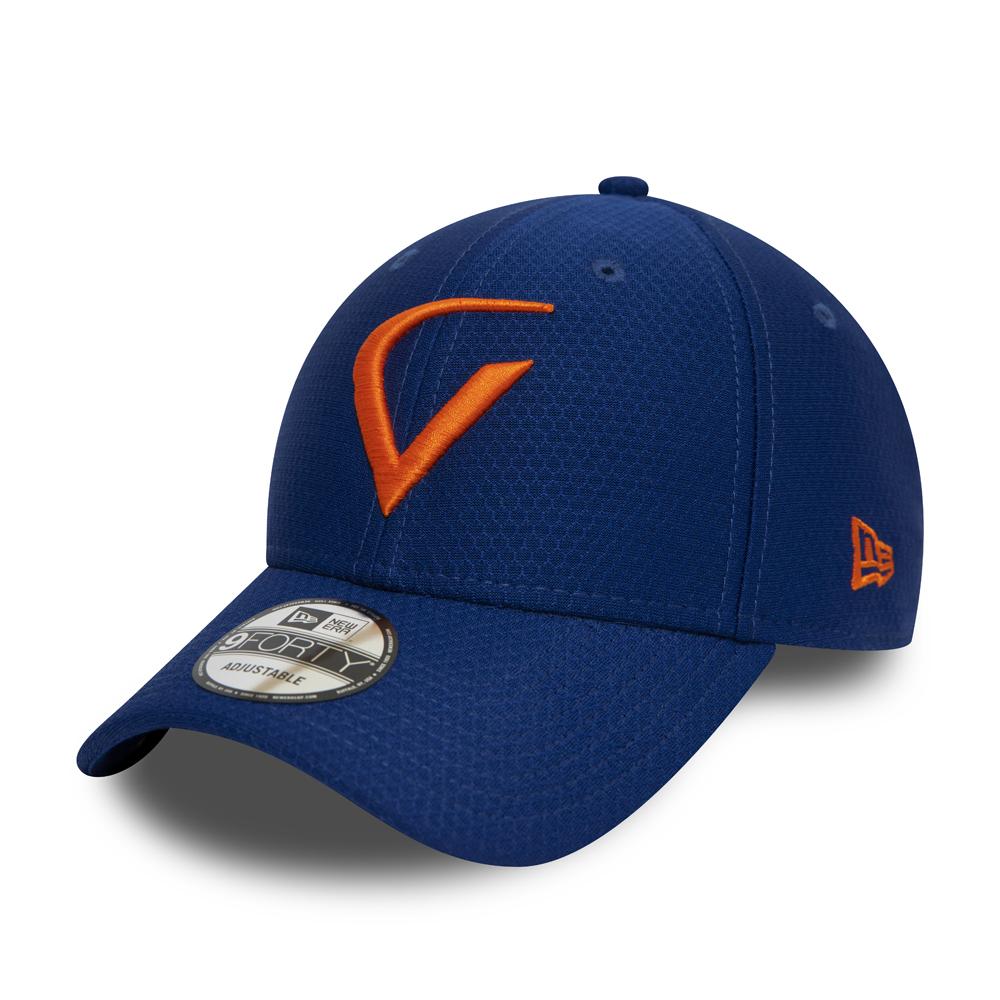 9FORTY – Virat Kohli V Logo – Blau