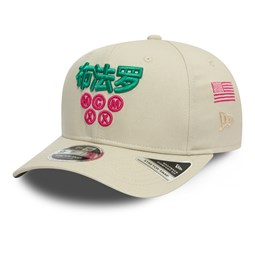 New Era East Asia Beige 9FIFTY