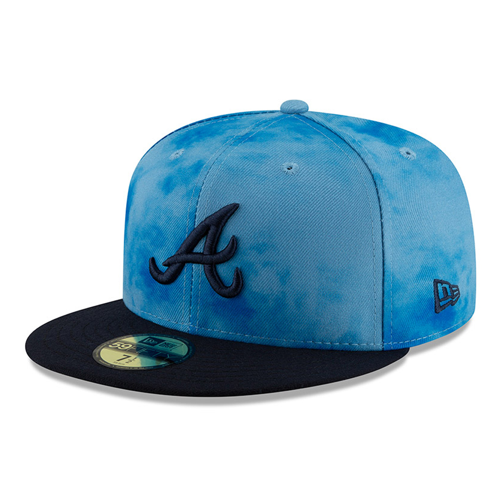 Atlanta Braves Father's Day 2019 59FIFTY
