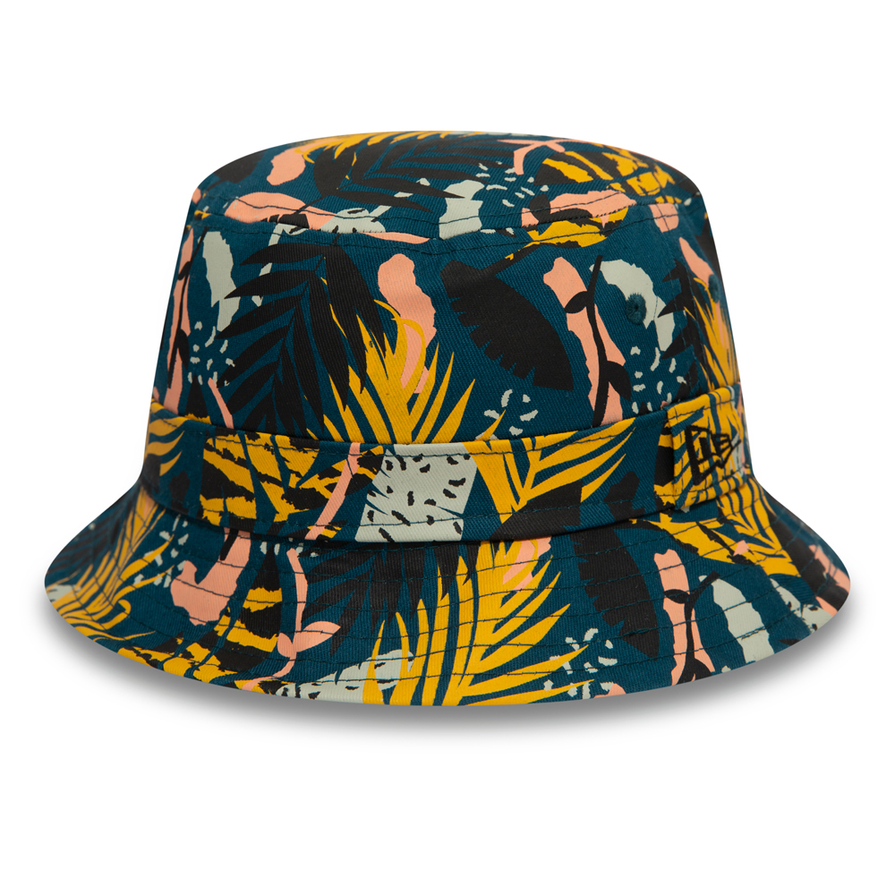New Era – Tropical Reversible – Anglerhut – Schwarz
