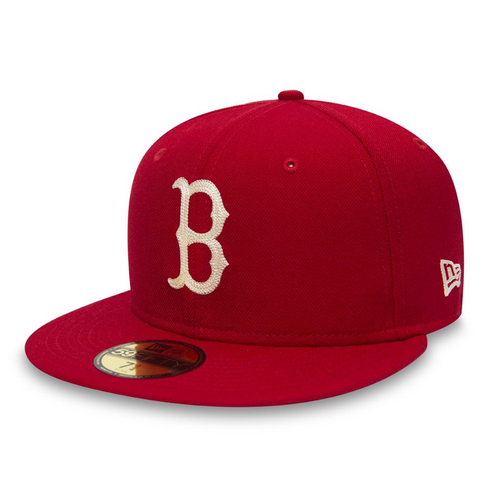 afbd3f3581142 Boston Red Sox Chain Stich 59FIFTY Boston Red Sox Chain Stich 59FIFTY