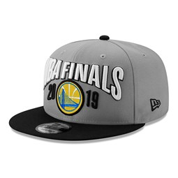 Golden State Warriors NBA Authentics Finals Series Locker Room 9FIFTY Snapback