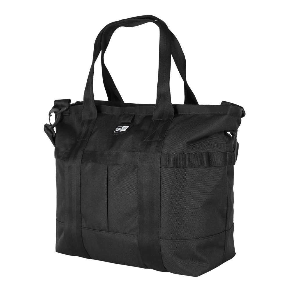 New Era Black Tote Bag