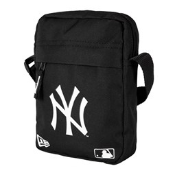 New York Yankees Black Side Bag