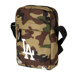 Sacoche Los Angeles Dodgers Woodland Camo