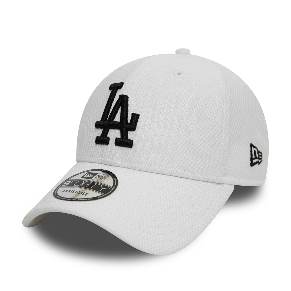 9f047ab6f8 New. Los Angeles Dodgers Diamond Era White 9FORTY