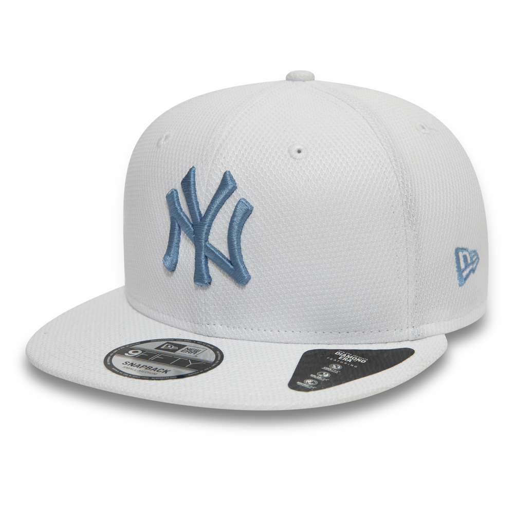 Diamond Era 9FIFTY bianco dei New York Yankees
