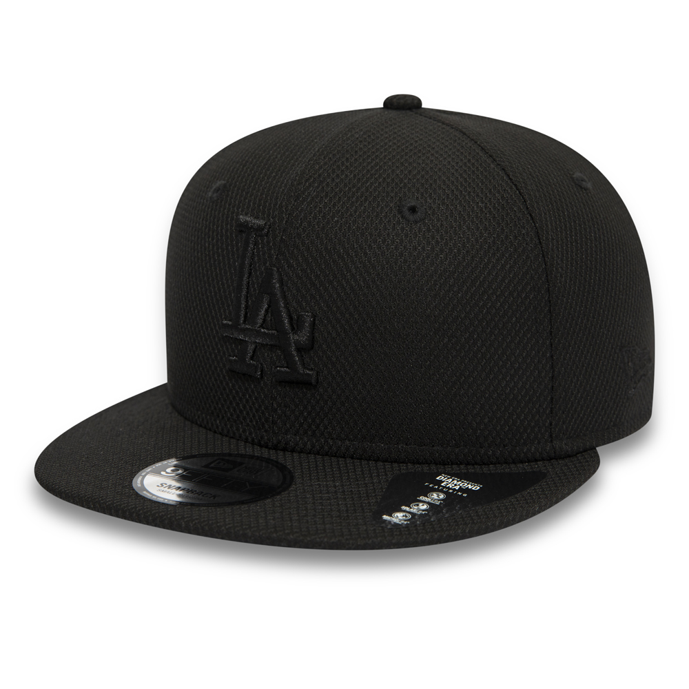 Los Angeles Dodgers Diamond Era 9FIFTY, negro