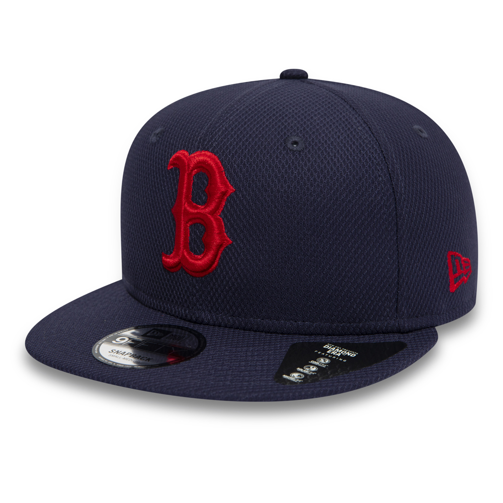 Diamond Era 9FIFTY dei Boston Red Sox in blu navy