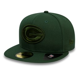 low priced 7be53 796cc Green Bay Packers Official Team Colour NFL 59FIFTY