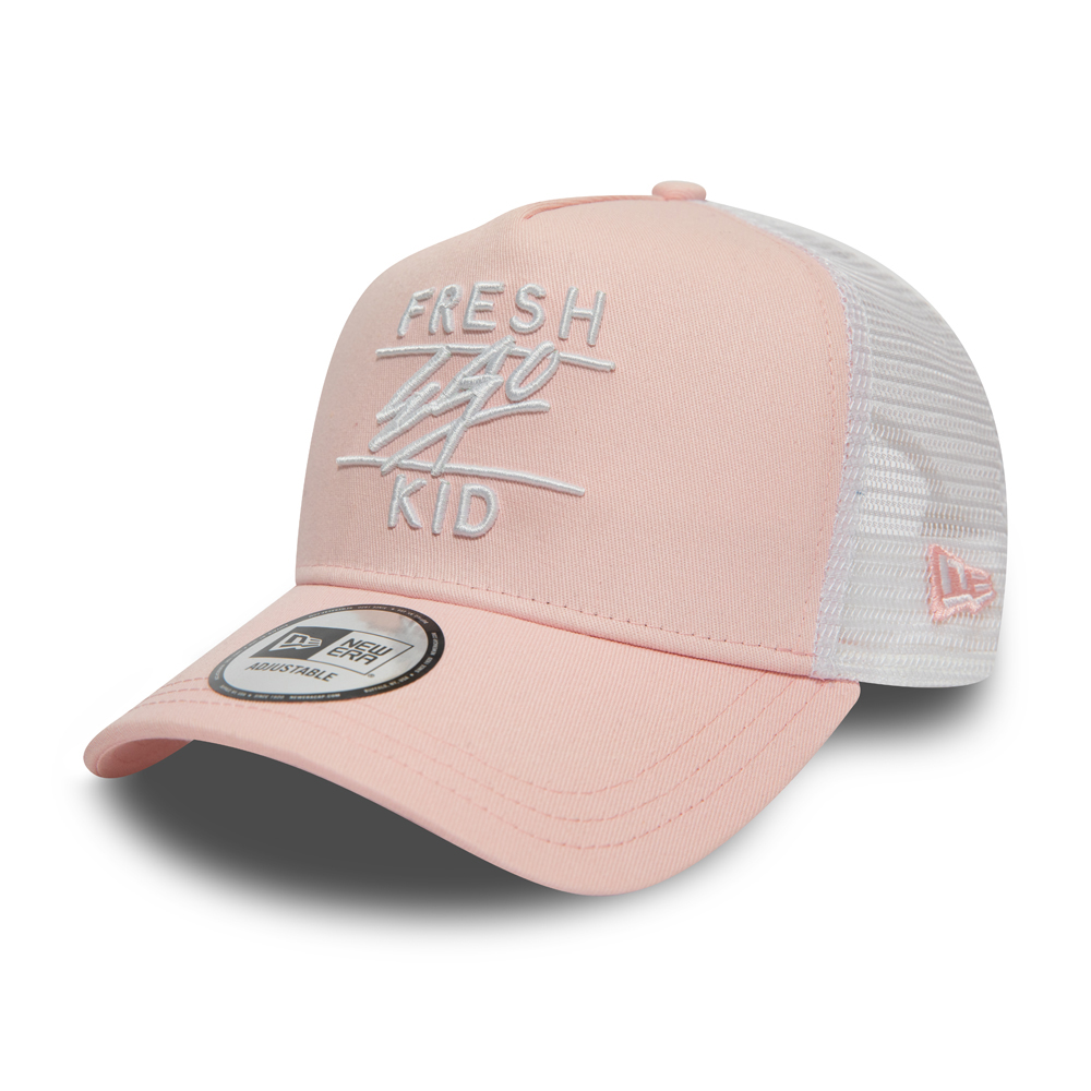 Fresh Ego Kid – Trucker – Pink