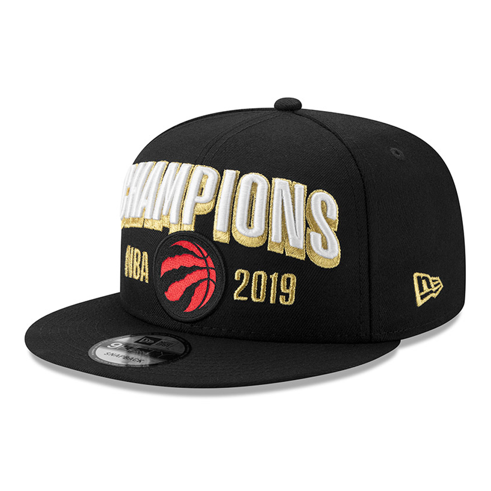 official photos c791f 47aa4 Toronto Raptors 2019 NBA Champions 9FIFTY Snapback