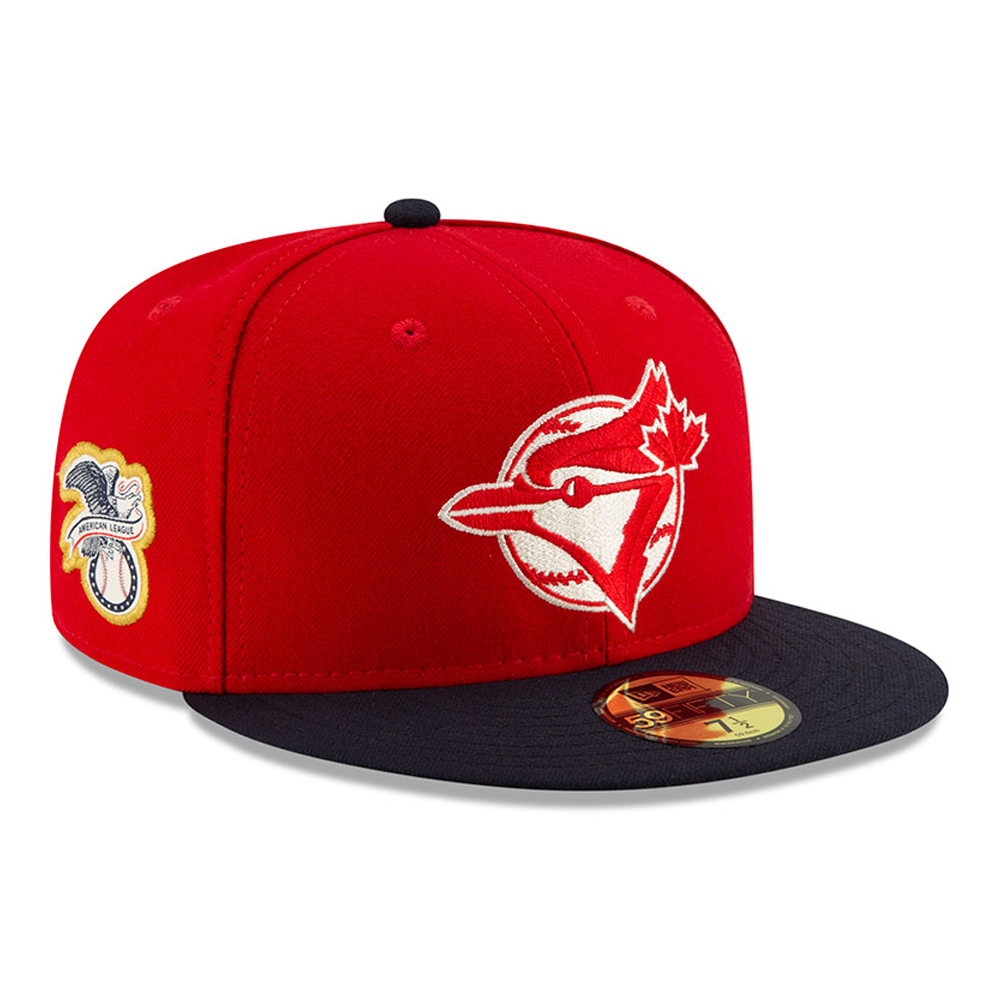 Toronto Blue Jays Independence Day 59 FIFTY