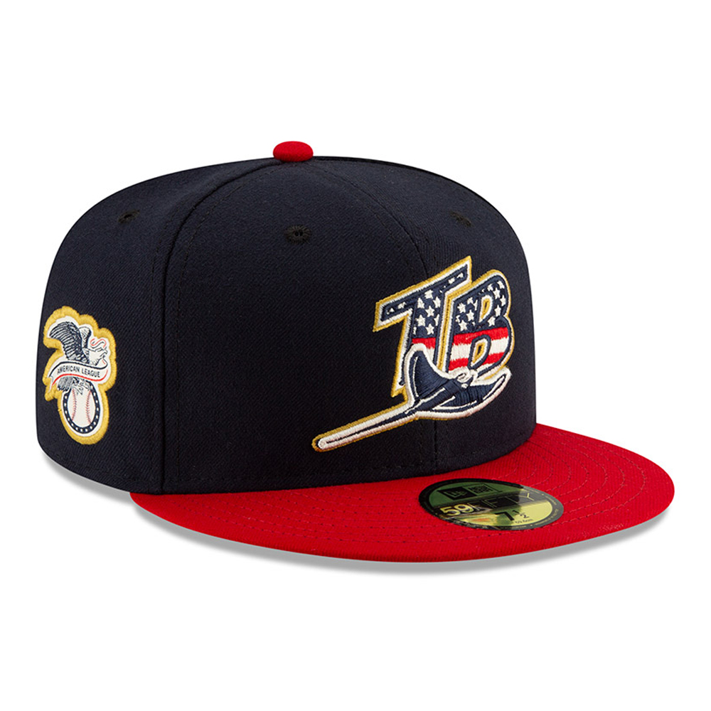 59FIFTY – Tampa Bay Rays – Independence Day