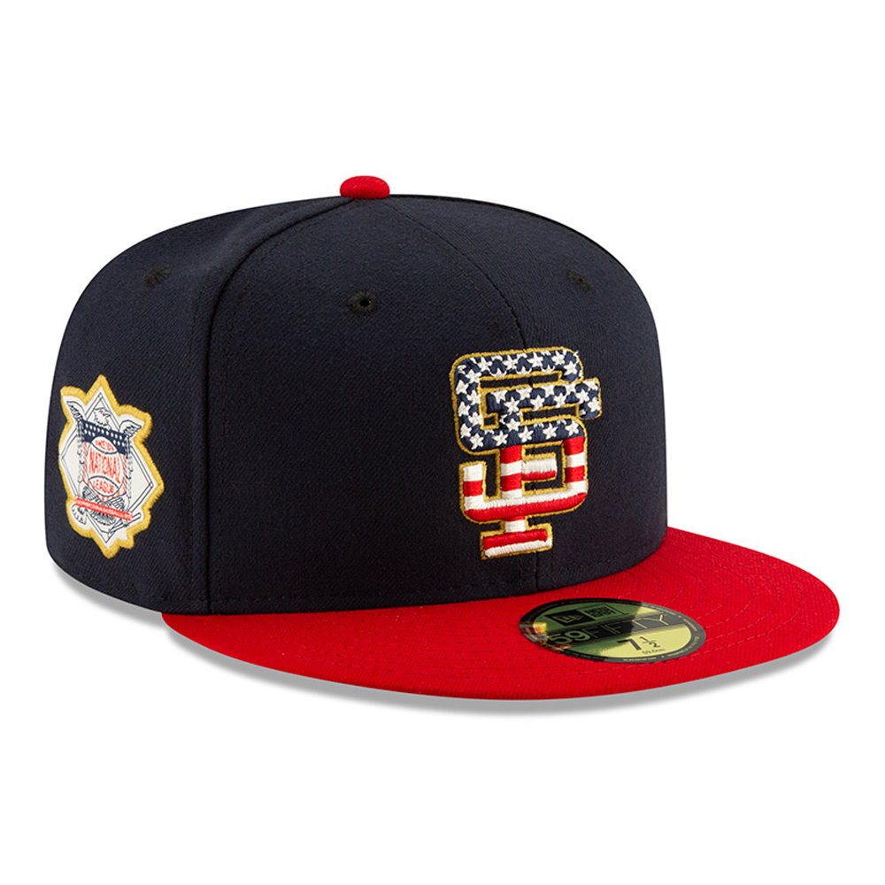 59FIFTY – San Francisco Giants – Independence Day
