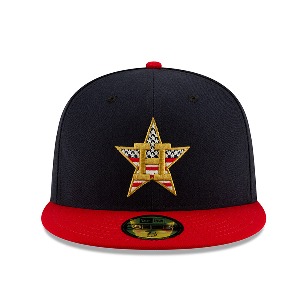 59FIFTY – Houston Astros – Independence Day