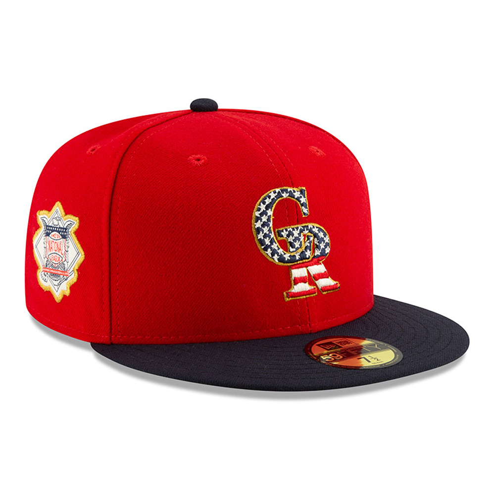59FIFTY – Colorado Rockies –  Independence Day
