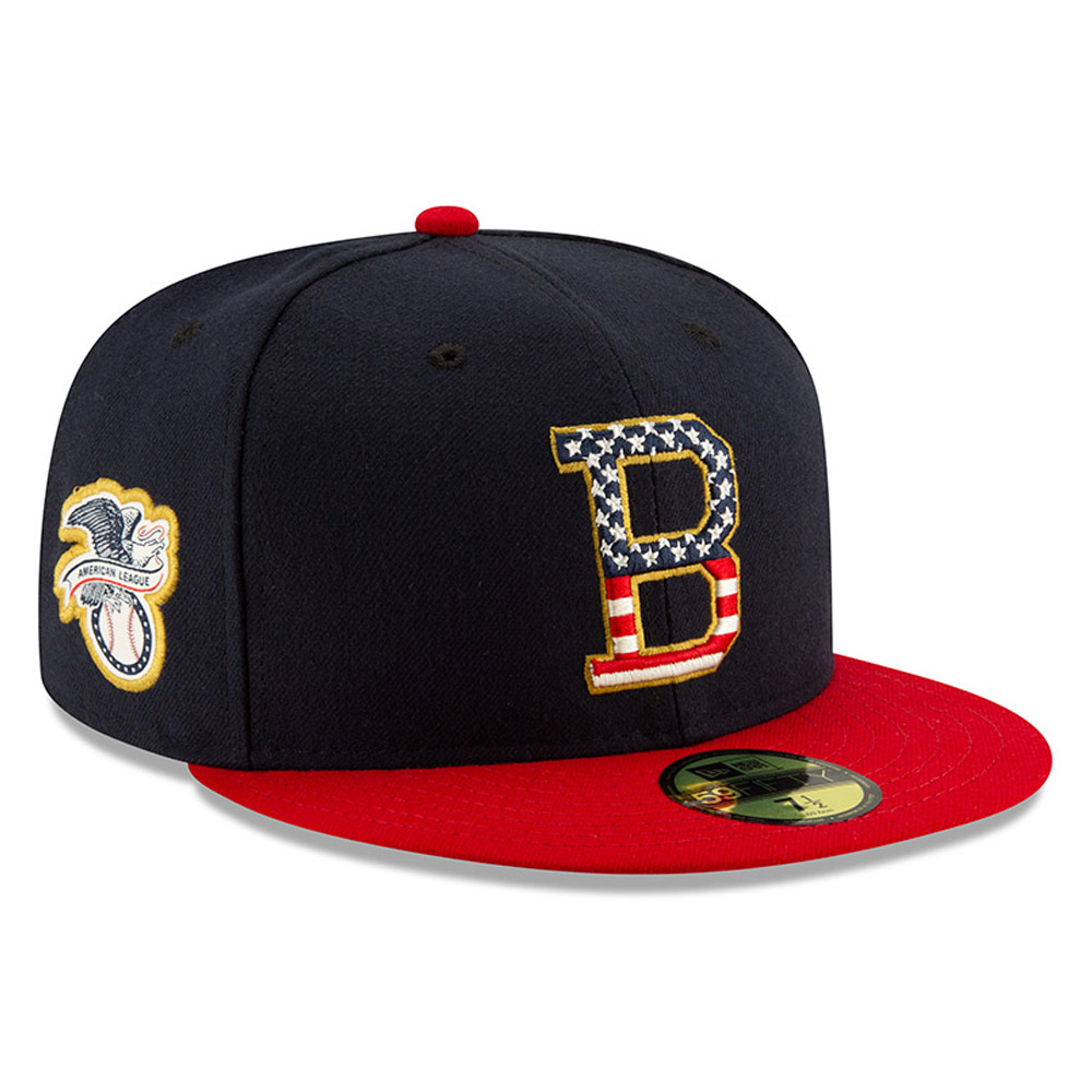 superior quality 3e746 f869d New. Baltimore Orioles Independence Day 59FIFTY