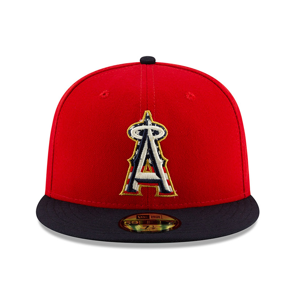 59FIFTY – Los Angeles Angels – Independence Day