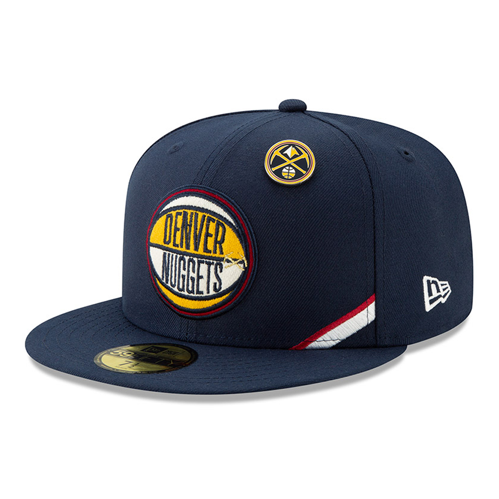 buy popular c3674 13265 Denver Nuggets 2019 NBA Draft 59FIFTY