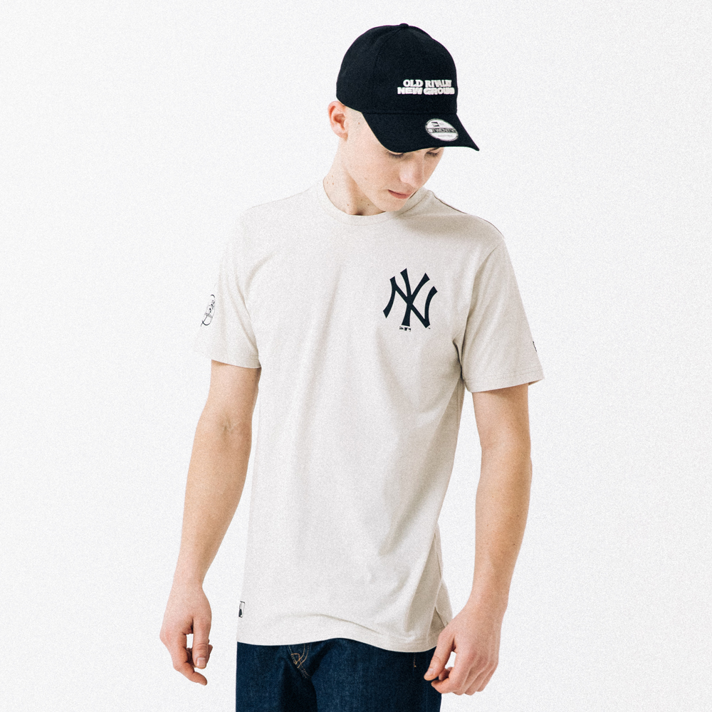 New York Yankees Sleeve Design Tee