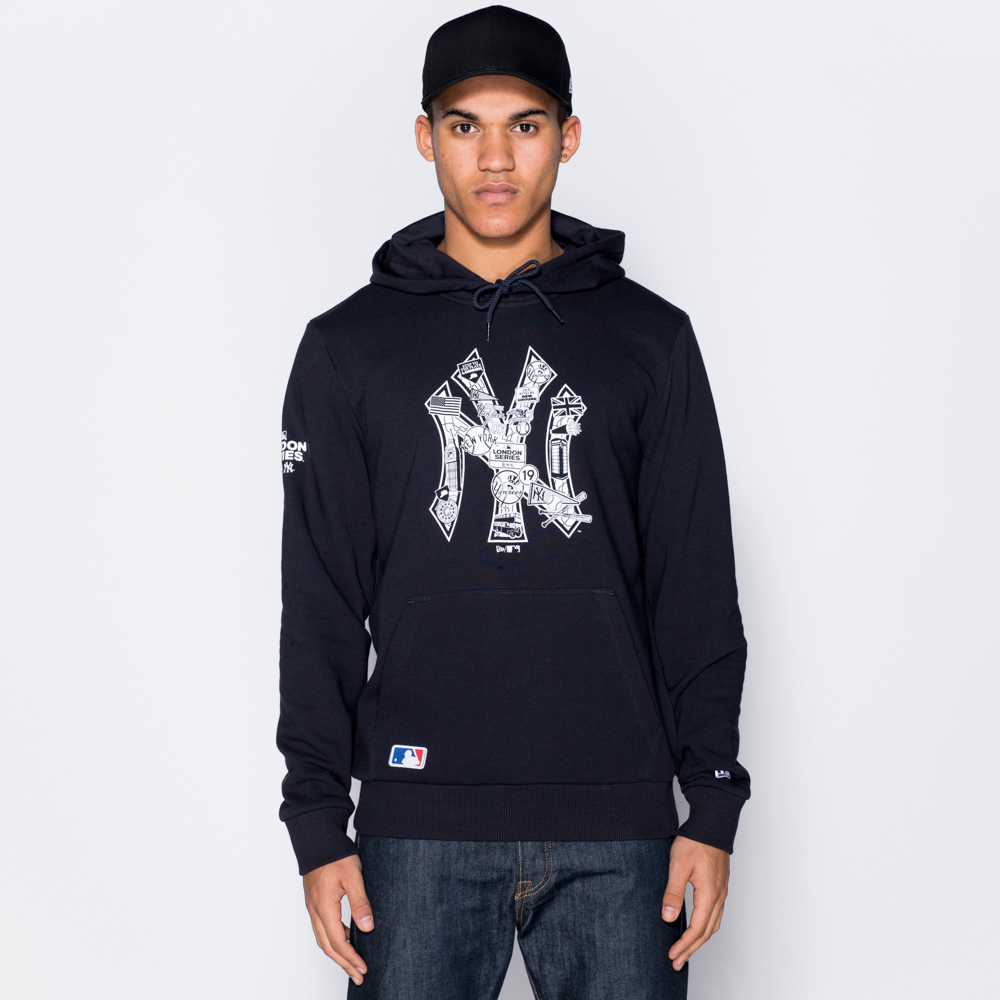 New York Yankees – Graphic Infill – Hoodie