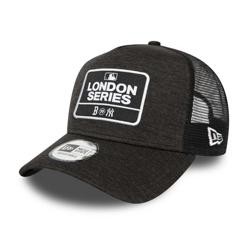 New York Yankees London Series A Frame Trucker