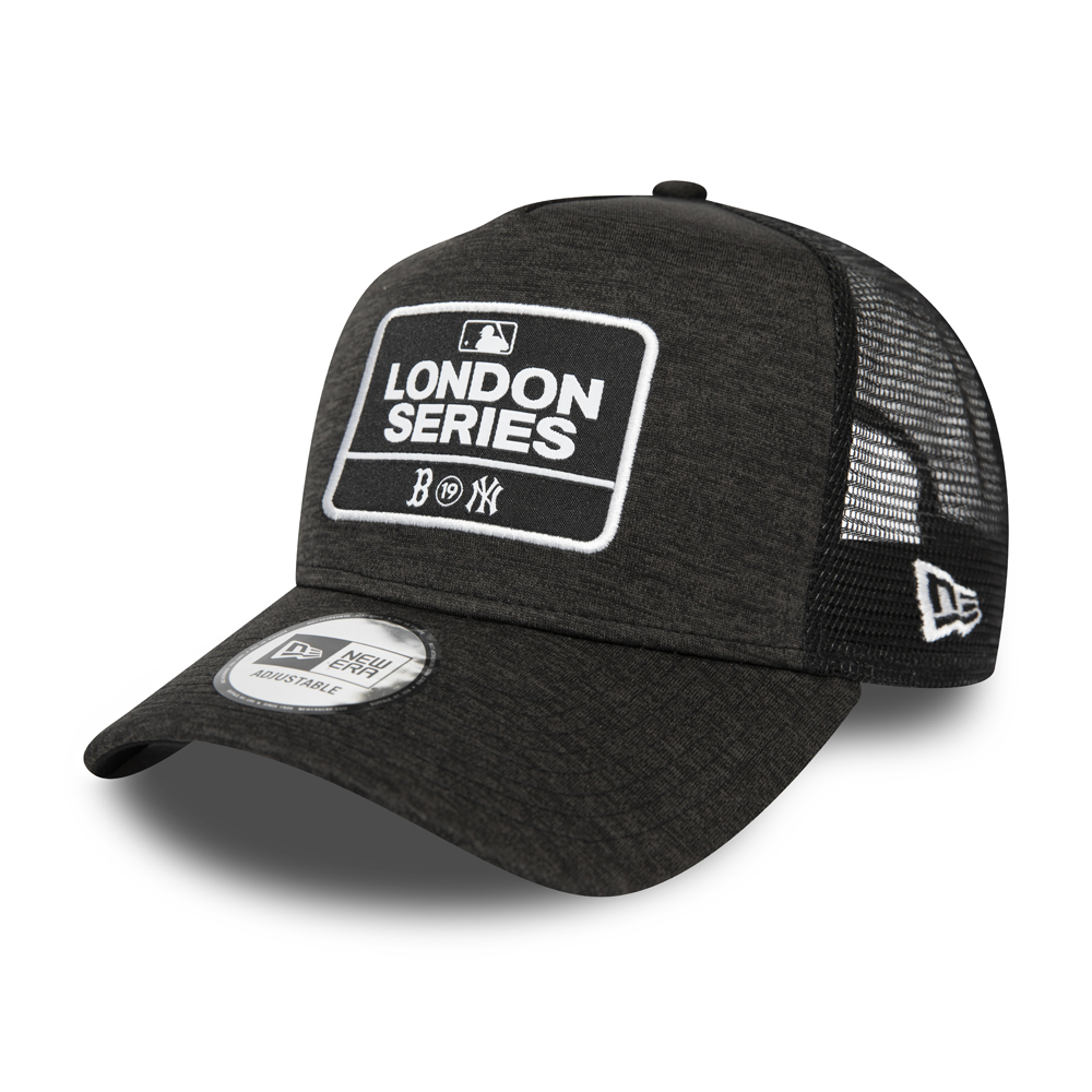 New York Yankees London Series A Frame Trucker