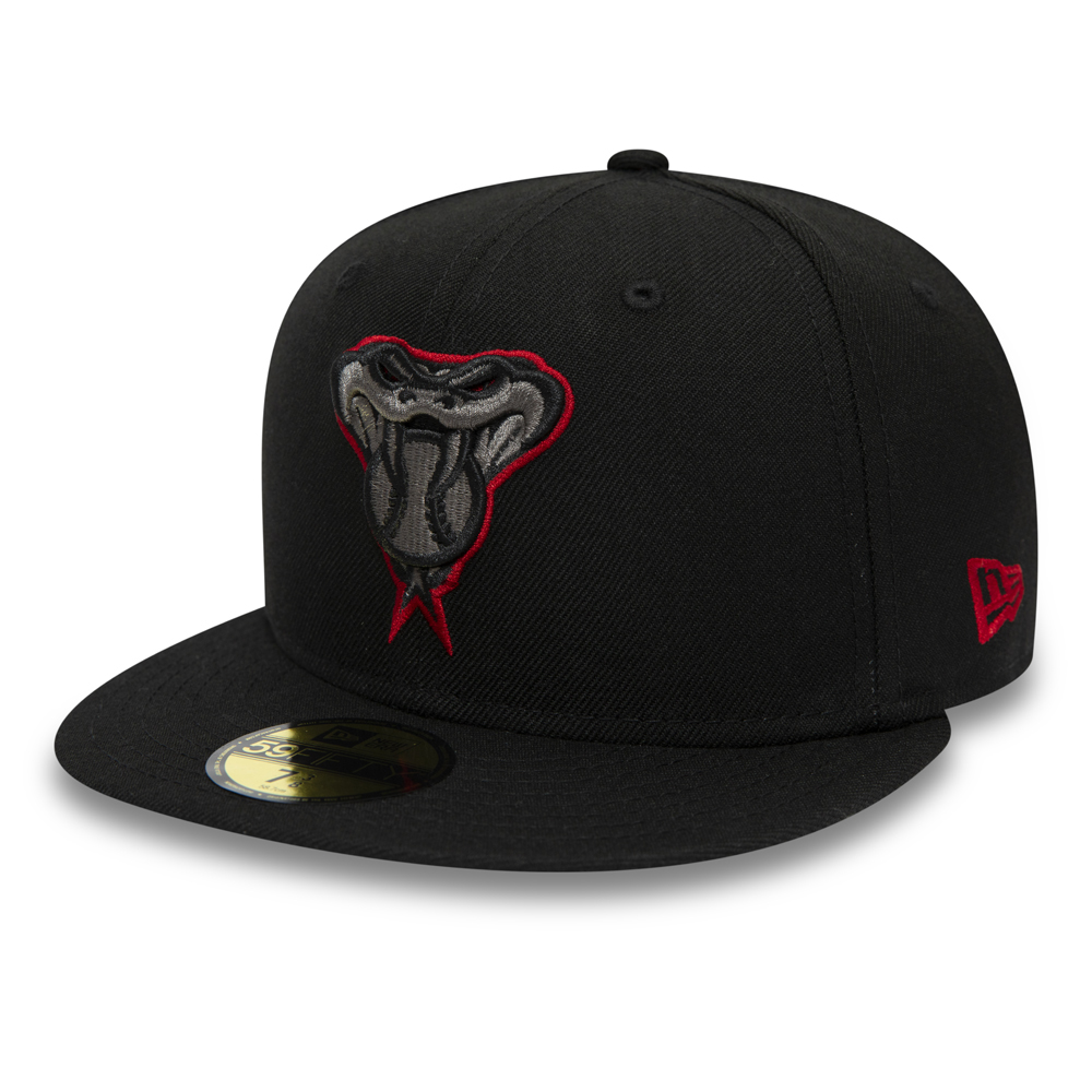 59FIFTY – Arizona Diamondbacks – Schwarz