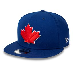 Alternative marineblaue 9FIFTY Kappe mit Clipverschluss der Toronto Blue Jays