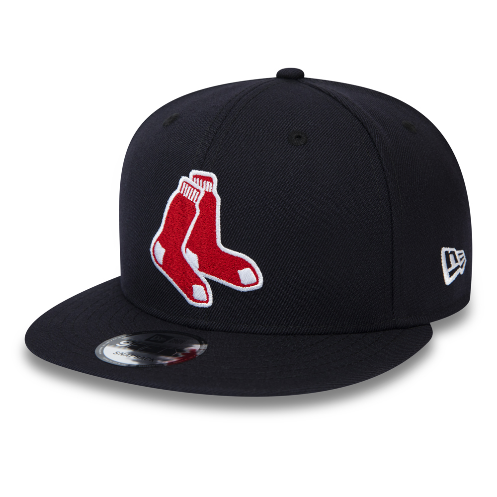 Cappellino con chiusura posteriore 9FIFTY Alternative dei Boston Red Sox blu navy