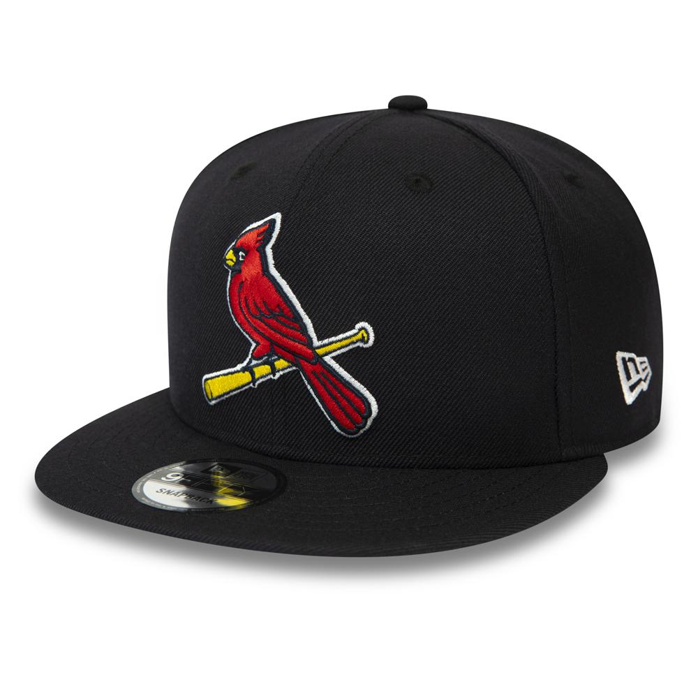 Alternative marineblaue 9FIFTY Kappe mit Clipverschluss der St. Louis Cardinals