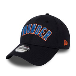 Oklahoma City Thunder Type Hype 39THIRTY Cap