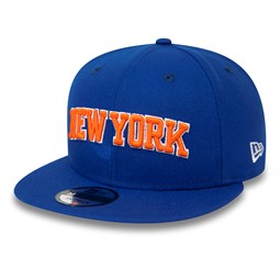 Cappellino con chiusura posteriore Type Hype 9FIFTY dei New York Knicks