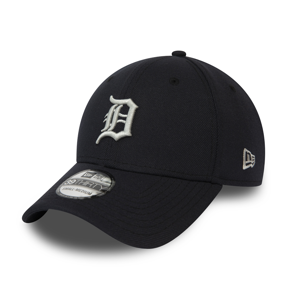 Marineblaue und graue 39THIRTY Kappe der Detroit Tigers