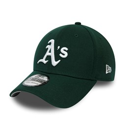 Oakland Athletics Green and Grey 39THIRTY Cap